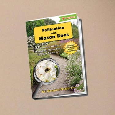 Book - Pollination with Mason Bees
