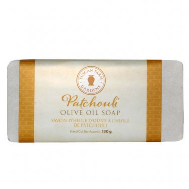 Patchouli Organic Olive Oil Soap