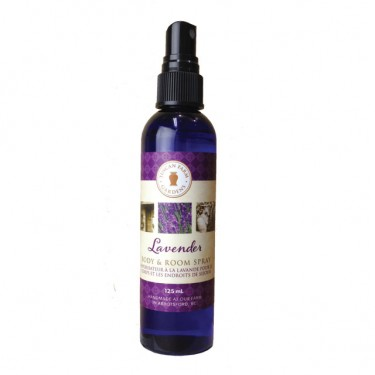 Lavender Body & Room Spray