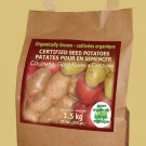 Organic Seed Potato Combo Pack